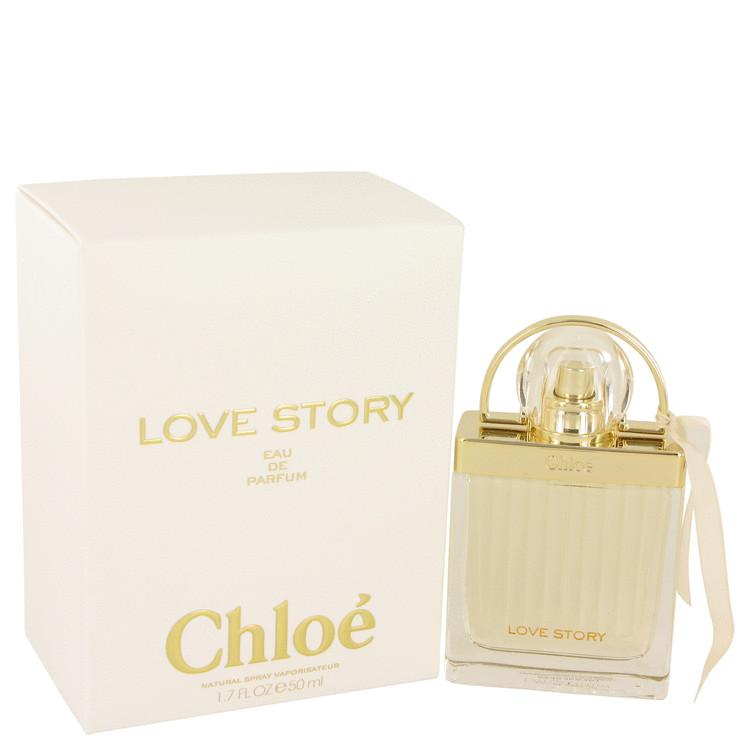 Chloe Love Story by Chloe Eau De Parfum Spray for Women - Chaos Fragrances