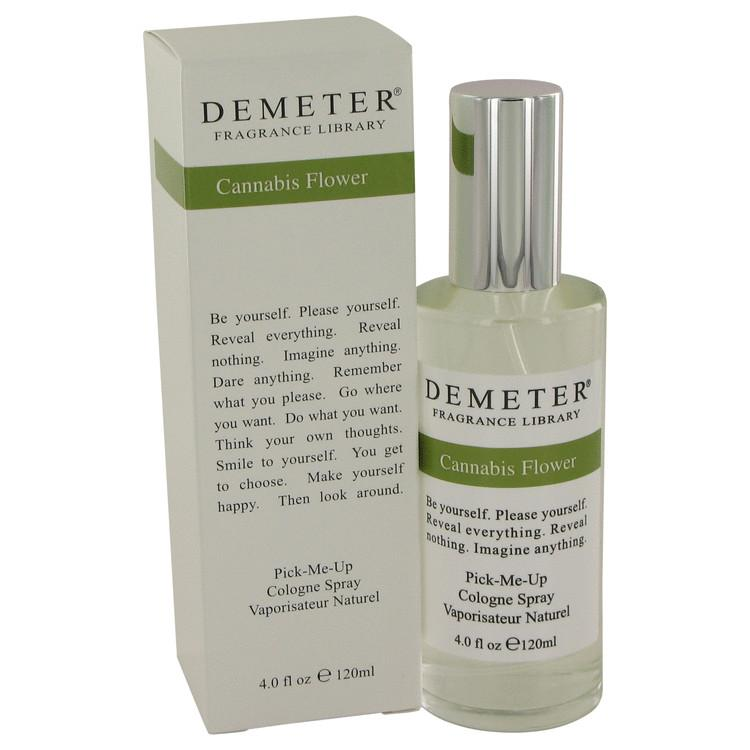 Demeter Cannabis Flower by Demeter Cologne Spray 4 oz for Women - Chaos Fragrances