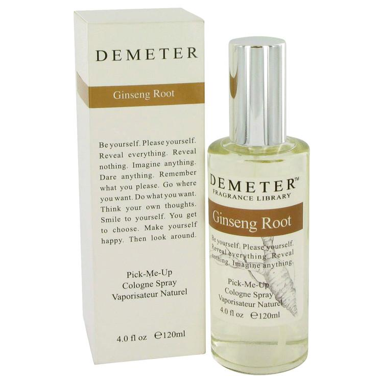 Demeter Ginseng Root by Demeter Cologne Spray 4 oz for Women - Chaos Fragrances