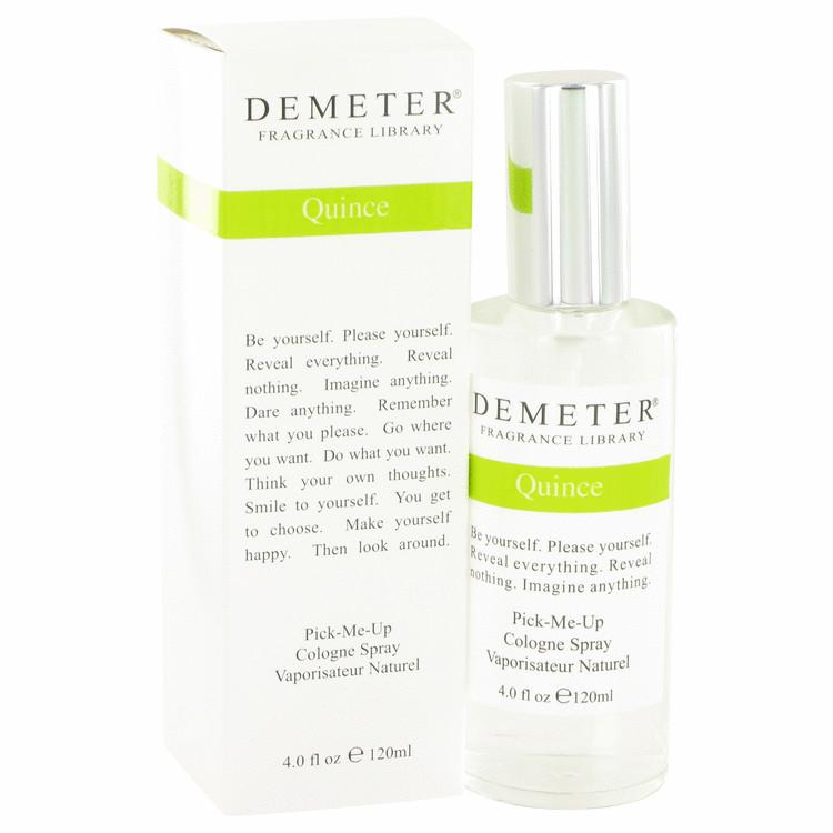 Demeter Quince by Demeter Cologne Spray 4 oz for Women - Chaos Fragrances