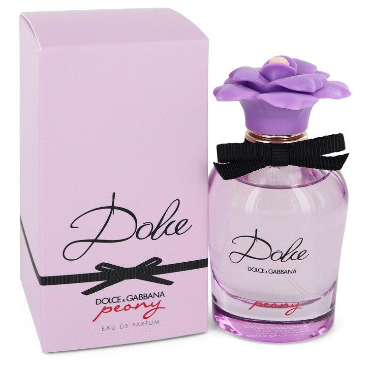 Dolce Peony by Dolce & Gabbana Eau De Parfum Spray for Women - Chaos Fragrances