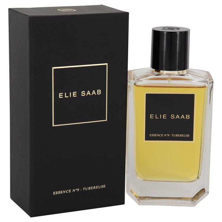 Essence No 9 Tubereuse by Elie Saab Eau De Parfum Spray 3.3 oz for Women - Chaos Fragrances