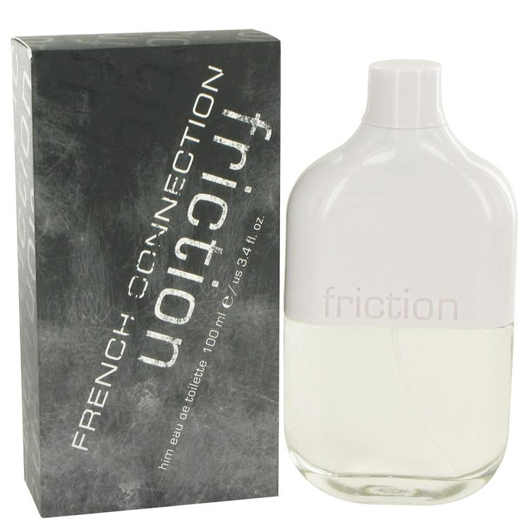 FCUK Friction by French Connection Eau De Toilette Spray 3.4 oz for Men - Chaos Fragrances