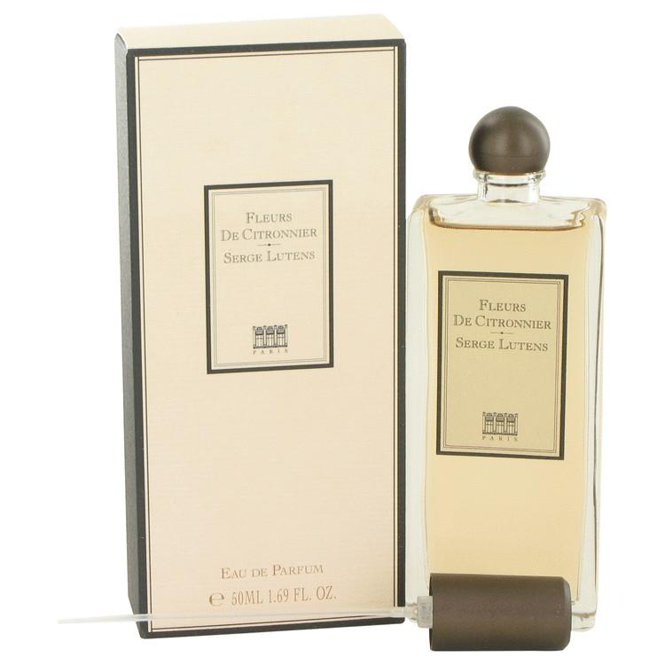 Fleurs De Citronnier by Serge Lutens Eau De Parfum Spray (Unisex) 1.69 oz for Men - Chaos Fragrances