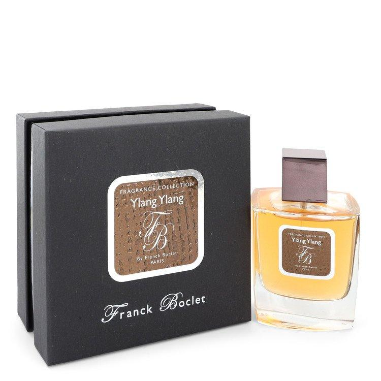 Franck Boclet Ylang Ylang by Franck Boclet Eau De Parfum Spray (Unisex) 3.4 oz for Women - Chaos Fragrances