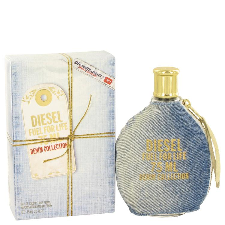 Fuel For Life Denim by Diesel Eau De Toilette Spray for Women - Chaos Fragrances