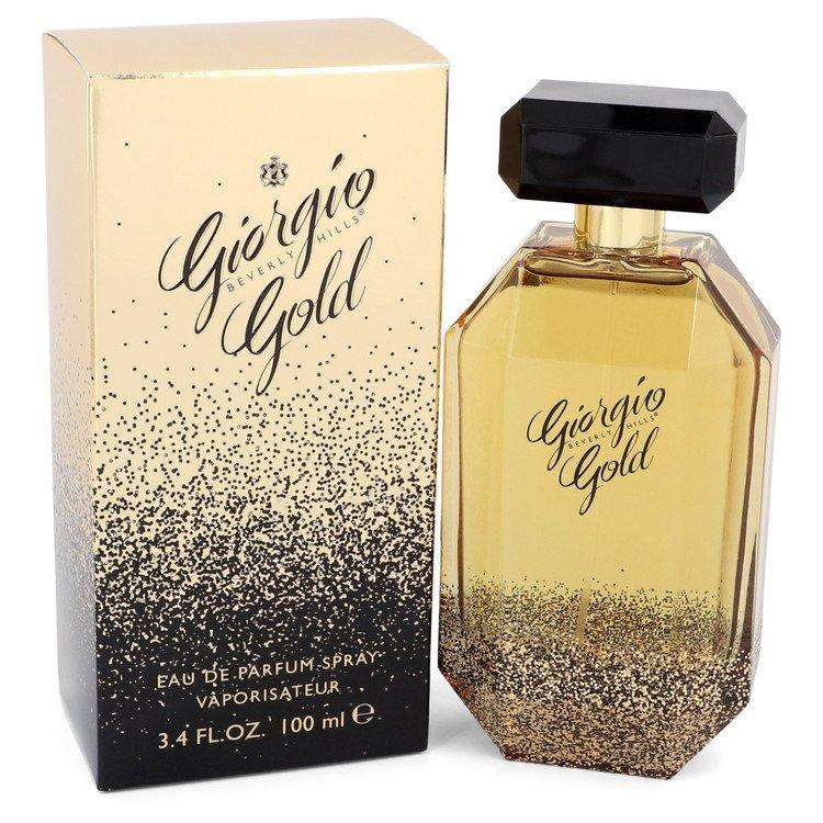 Giorgio Gold by Giorgio Beverly Hills Eau De Parfum Spray 3.4 oz for Women - Chaos Fragrances