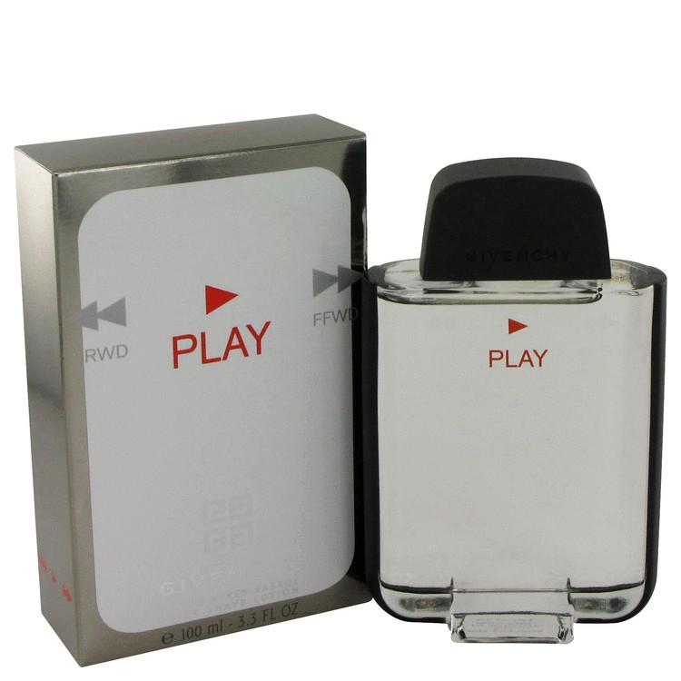 Givenchy Play by Givenchy After Shave Lotion 3.4 oz for Men - Chaos Fragrances
