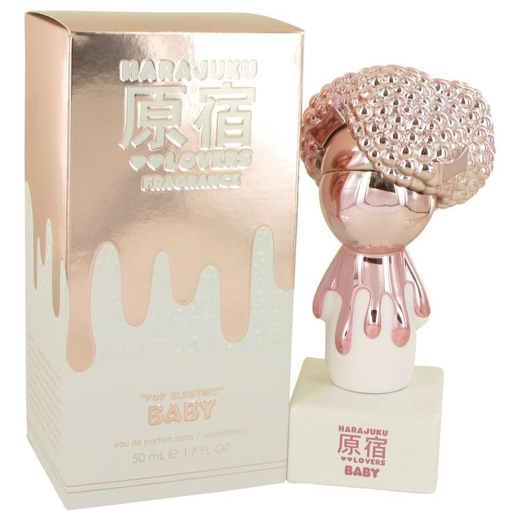 Harajuku Lovers Pop Electric Baby by Gwen Stefani Eau De Parfum Spray 1.7 oz for Women - Chaos Fragrances