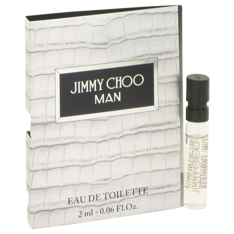 Jimmy Choo Man by Jimmy Choo Vial (sample) .06 oz for Men - Chaos Fragrances