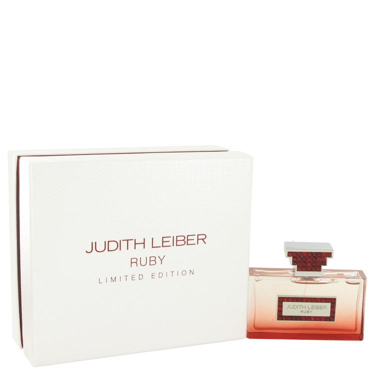 Judith Leiber Ruby by Judith Leiber Eau De Parfum Spray (Limited Edition) 2.5 oz for Women - Chaos Fragrances