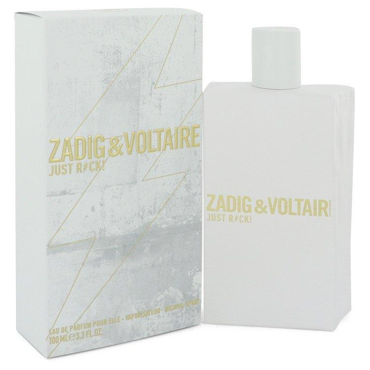 Just Rock by Zadig & Voltaire Eau De Parfum Spray for Women - Chaos Fragrances