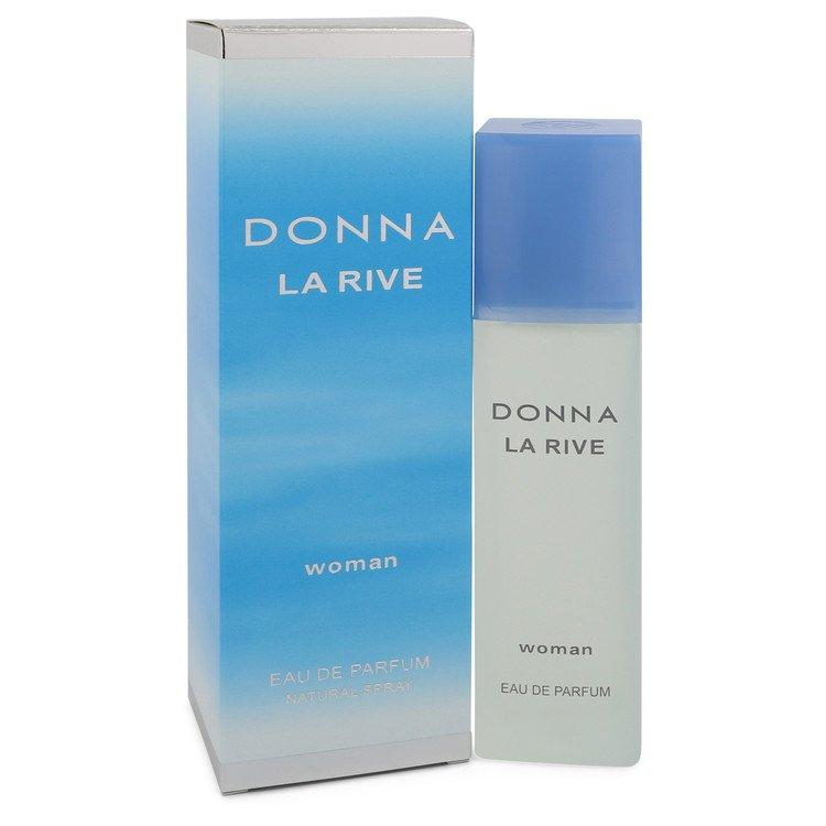 La Rive Donna by La Rive Eau De Parfum Spray 3 oz for Women - Chaos Fragrances