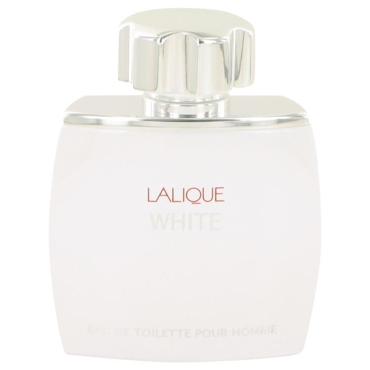 Lalique White by Lalique Eau De Toilette Spray for Men - Chaos Fragrances