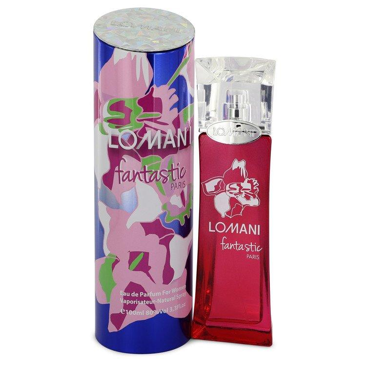 Lomani Fantastic by Lomani Eau De Parfum Spray 3.3 oz for Women - Chaos Fragrances