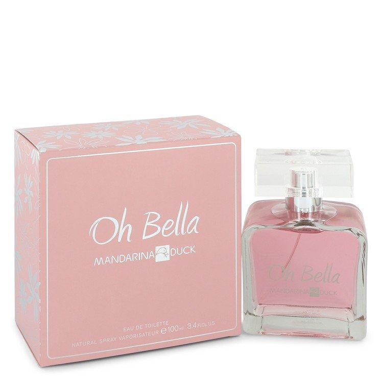 Mandarina Duck Oh Bella by Mandarina Duck Eau De Toilette Spray 3.4 oz for Women - Chaos Fragrances