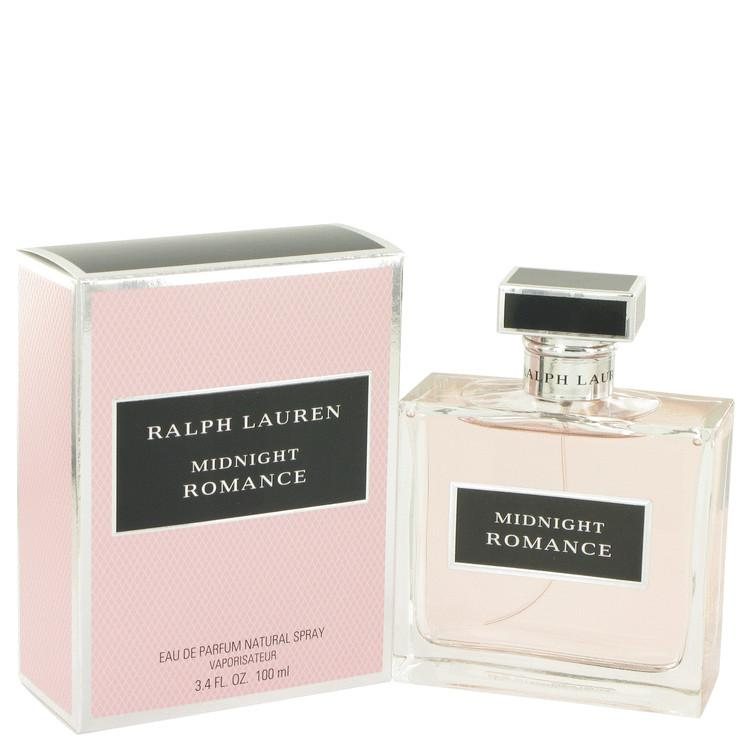 Midnight Romance by Ralph Lauren Eau De Parfum Spray for Women - Chaos Fragrances