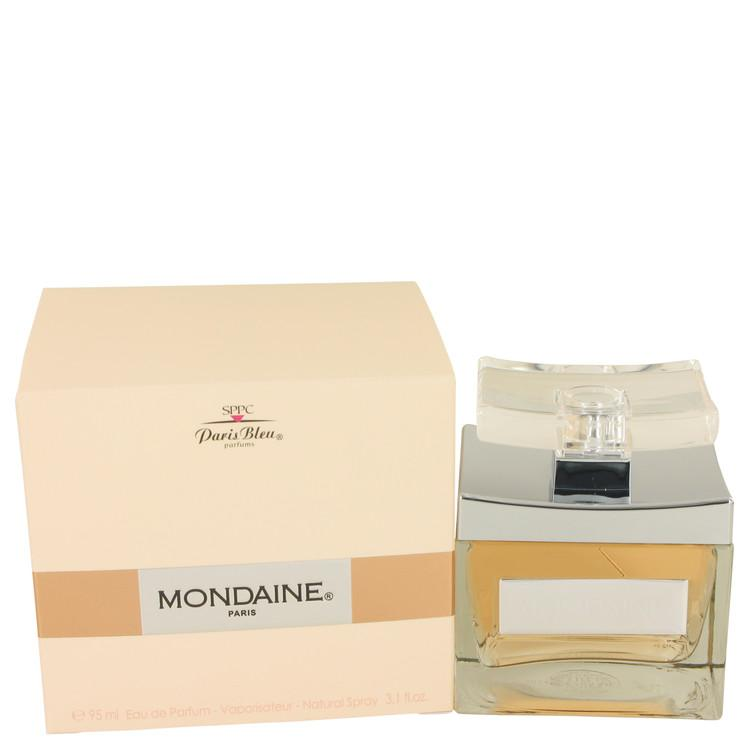 Mondaine by Paris Bleu Eau De Parfum Spray 3.1 oz for Women - Chaos Fragrances