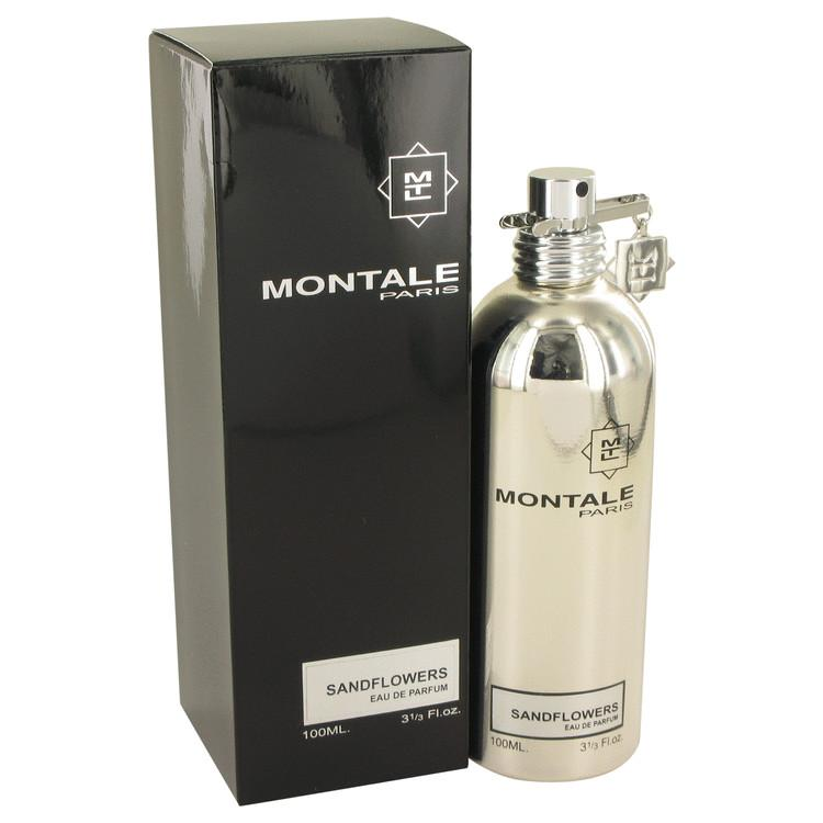 Montale Sandflowers by Montale Eau De Parfum Spray 3.3 oz for Women - Chaos Fragrances