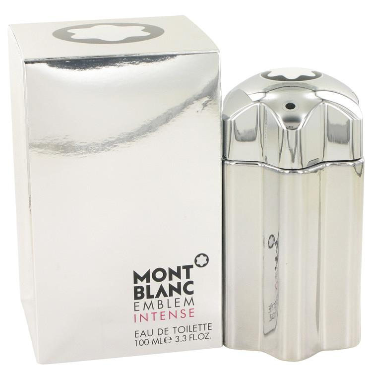 Montblanc Emblem Intense by Mont Blanc Eau De Toilette Spray for Men - Chaos Fragrances