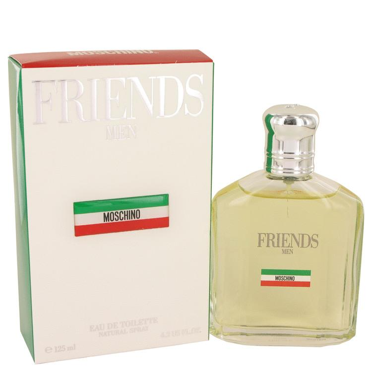 Moschino Friends by Moschino Eau De Toilette Spray 4.2 oz for Men - Chaos Fragrances