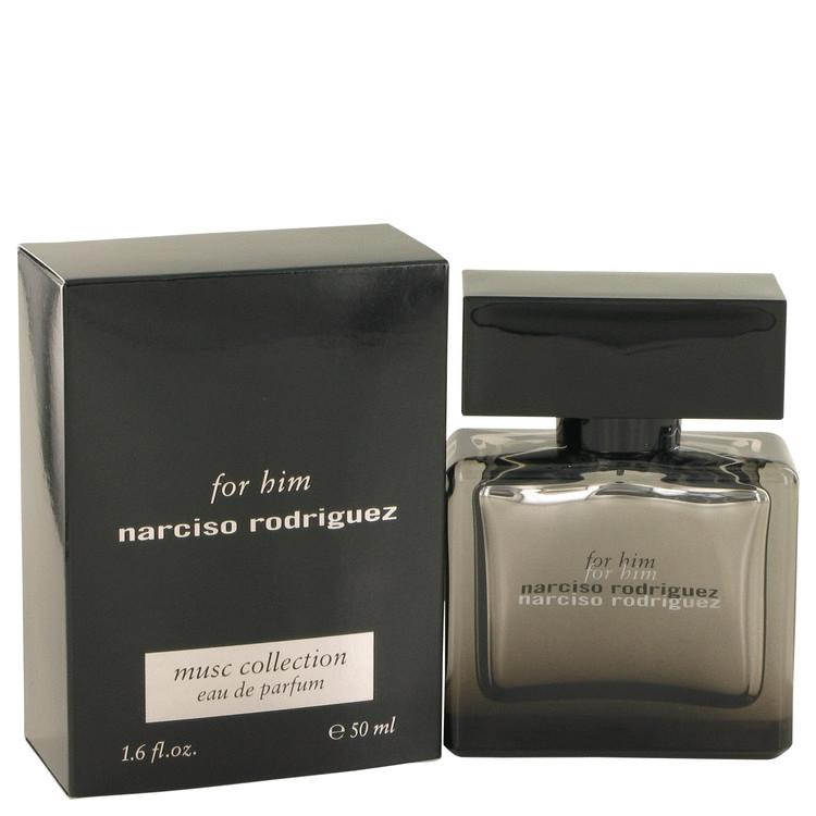 Narciso Rodriguez Musc by Narciso Rodriguez Eau De Parfum Spray 1.6 oz for Men - Chaos Fragrances