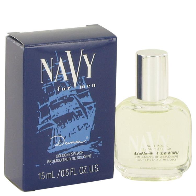 NAVY by Dana Cologne .5 oz for Men - Chaos Fragrances