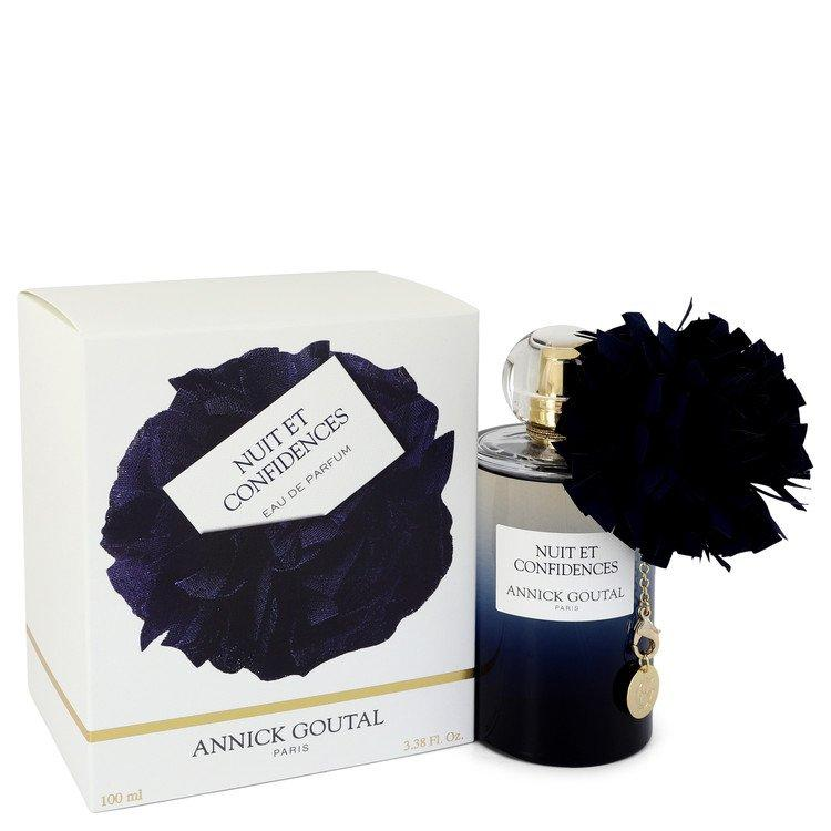 Nuit Et Confidences by Annick Goutal Eau De Parfum Spray 3.38 oz for Women - Chaos Fragrances