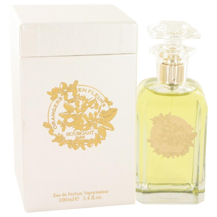 Orangers En Fleurs by Houbigant Eau De Parfum Spray 3.4 oz for Women - Chaos Fragrances