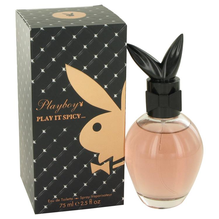 Playboy Play It Spicy by Playboy Eau De Toilette Spray 2.5 oz for Women - Chaos Fragrances