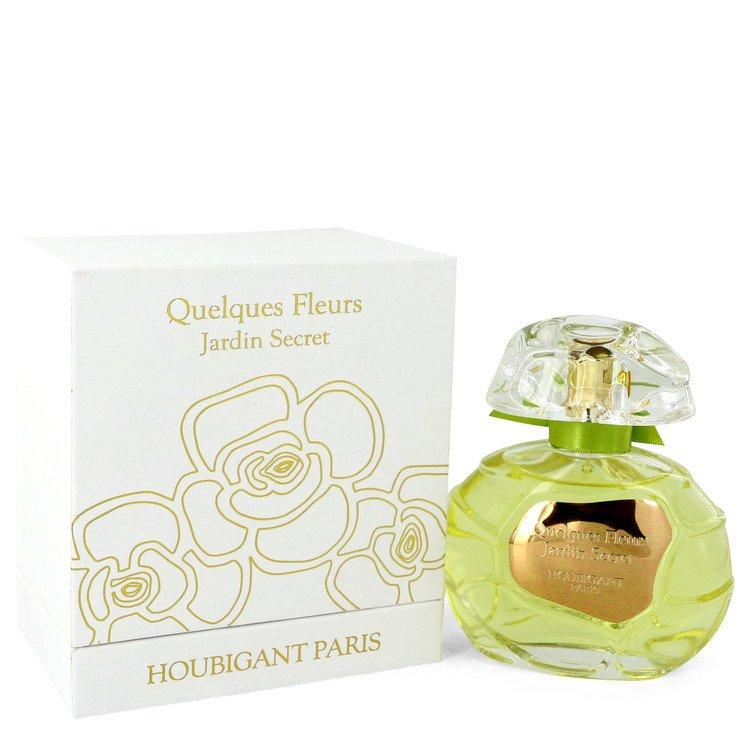Quelques Fleurs Jardin Secret Collection Privee by Quelques Fleurs Eau De Parfum Spray 3.4 oz for Women - Chaos Fragrances
