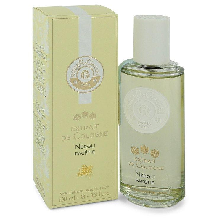 Roger & Gallet Neroli Facetie by Roger & Gallet Extrait De Cologne Spray 3.3 oz for Women - Chaos Fragrances