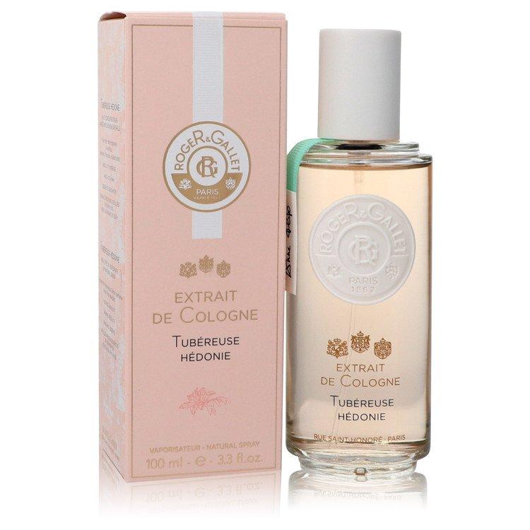 Roger & Gallet Tubereuse Hedonie by Roger & Gallet Extrait De Cologne Spray 3.3 oz for Women - Chaos Fragrances