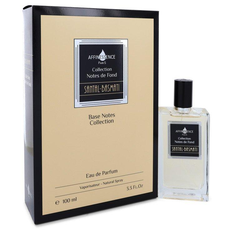 Santal Basmati by Affinessence Eau De Parfum Spray (Unisex) 3.3 oz for Women - Chaos Fragrances