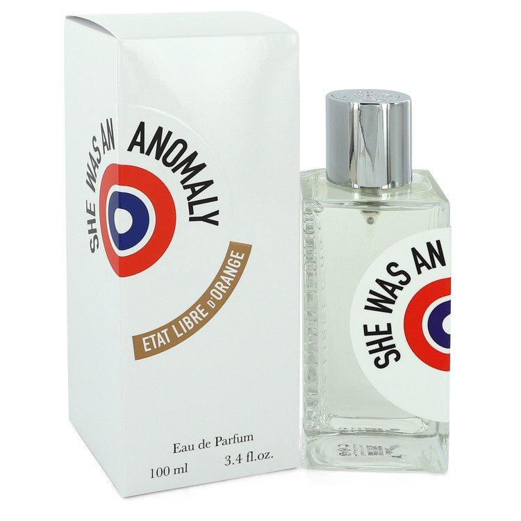 She Was an Anomaly by Etat Libre D'orange Eau De Parfum Spray (Unisex) 3.4 oz for Women - Chaos Fragrances