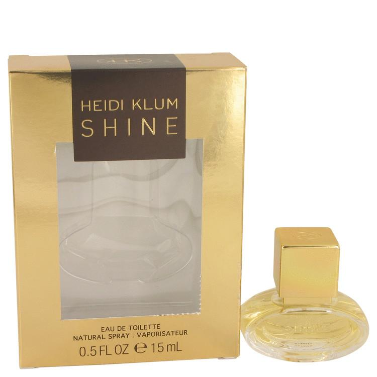 Shine by Heidi Klum Eau De Toilette Spray for Women - Chaos Fragrances