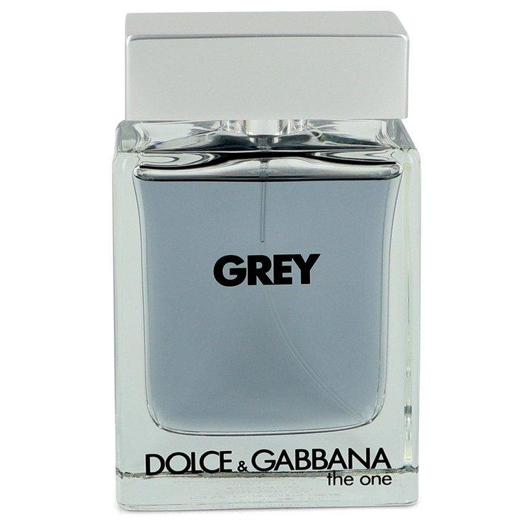 The One Grey by Dolce & Gabbana Eau De Toilette Intense Spray (Tester) 3.3 oz for Men - Chaos Fragrances