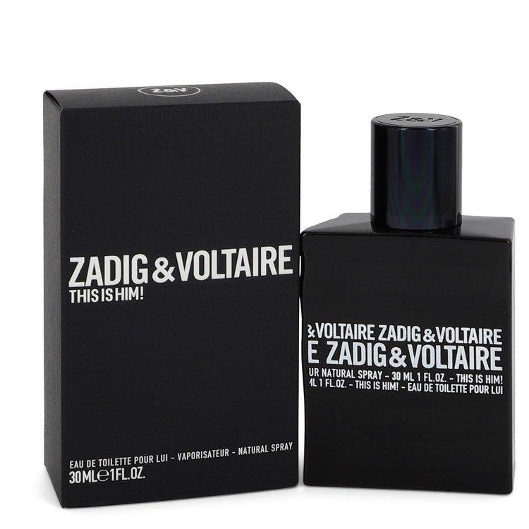 This is Him by Zadig & Voltaire Eau De Toilette Spray for Men - Chaos Fragrances