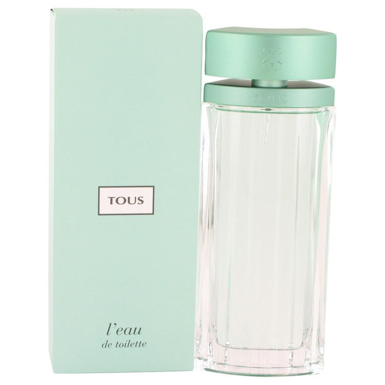 Tous L'eau by Tous Eau De Toilette Spray 3 oz for Women - Chaos Fragrances