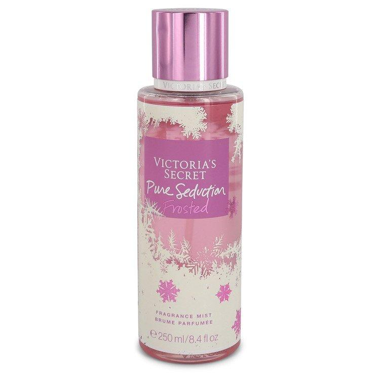 Victoria's Secret Pure Seduction Frosted by Victoria's Secret Fragrance Mist Spray 8.4 oz for Women - Chaos Fragrances