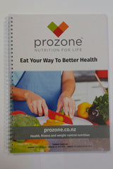 ProZone Recipe and Zone Guide Book