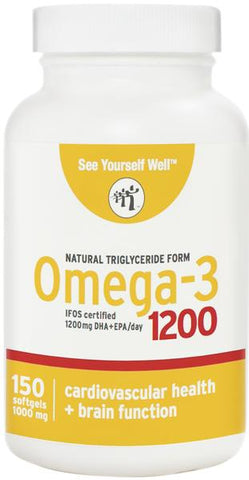 SYW IFOS 5 Star Fish Oil