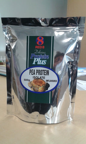 Red 8 Pea Protein