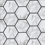 Hexagon Marmol