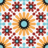 Moroccan mix hex