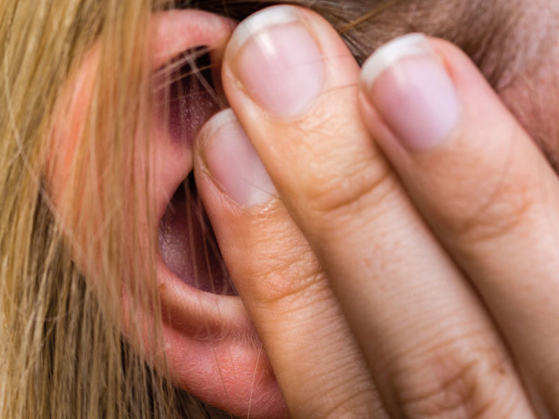 can psoriasis be in the ear canal)