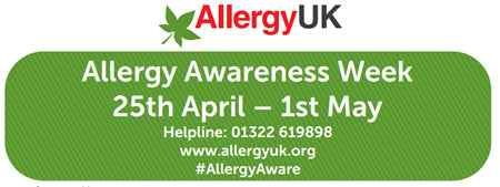 Allergy UK - Allergy Awareness Week