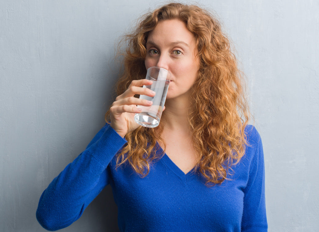 Does Drinking Water Help Rosacea?