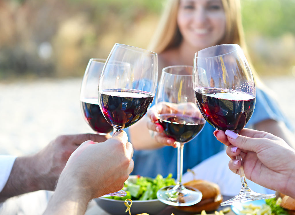 Does Red Wine Make Rosacea Worse?