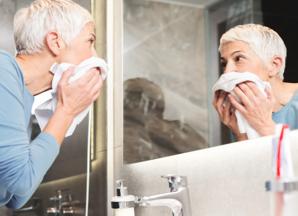 What Should I Wash My Face With If I Have Rosacea